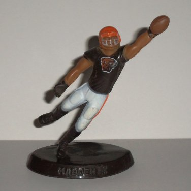 McDonald's 2014 Madden NFL 15 Cleveland Browns Figure Happy Meal Toy Loose Used