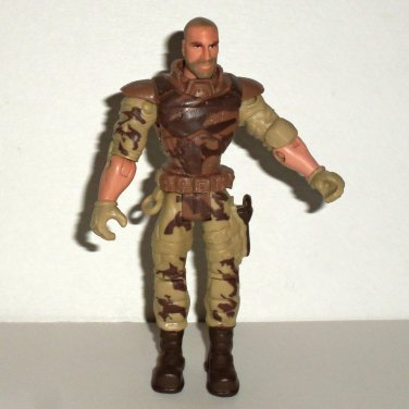 The Corps 2010 Bolder Connor Bradic Action Figure Lanard Toys Loose Used