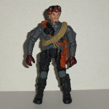 The Corps 2003 Action Figure w/ Black & Gray Outfit Lanard Toys Loose Used