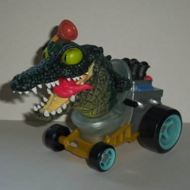 Monster 500 Crocpot Creata Toys 2013 Loose Used