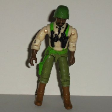 G.I. Joe 1993 Series 12 Colonel Courage Action Figure Hasbro Loose