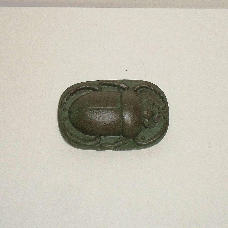 Safari Ltd. Ancient Egypt TOOB Scarab PVC Figure Loose Used