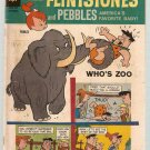 Flintstones #13 Gold Key Comics Sept 1963 Good