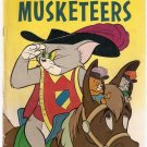 Four Color (1942 series) #711 Mouse Musketeers Tom and Jerry Dell Comics 1956 FR