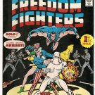 Freedom Fighters #1 DC Comics April 1976 FN
