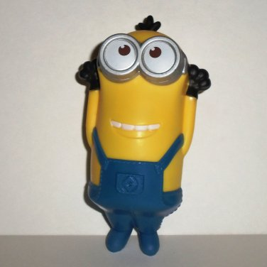 McDonald's 2017 Despicable Me 3 Pass the Minion Happy Meal Toy Minions Loose Used