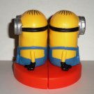McDonald's 2017 Despicable Me 3 Hilarious Hockey Minions Happy Meal Toy Loose Used No Puck
