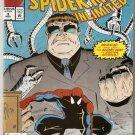 Spider-Man Unlimited (1993 series) #3 Marvel Comics Nov 1993 VF