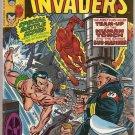 Invaders (1975 series) #24 Marvel Comics Jan 1978 FN-