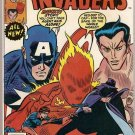 Invaders (1975 series) #26 Marvel Comics March 1978 FN