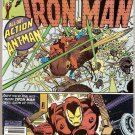 Iron Man (1968 series) #151 Marvel Comics Oct 1981 Very Fine
