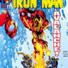 Iron Man (1998 series) #2 Regular Cover Marvel Comics March 1998 Fine
