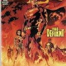 JLA (1997 series) #58 Justice League of America DC Comics Nov 2001 VF