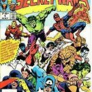 Marvel Super Heroes Secret Wars #1 2nd Printing Marvel Comics May 1984 FN