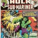 Marvel Super-Heroes (1967 series) #52 Marvel Comics Sept 1975 GD/VG
