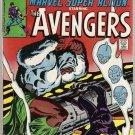 Marvel Super Action (1977 series) #23 Avengers Marvel Comics Sept 1980 FN