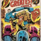 Marvel's Greatest Comics (1969 series) #63 Fantastic Four Marvel Comics May 1976 FR