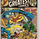 Marvel's Greatest Comics (1969 series) #71 Fantastic Four Marvel Comics July 1977 VG