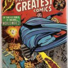 Marvel's Greatest Comics (1969 series) #76 Fantastic Four Marvel Comics March 1978 GD/VG