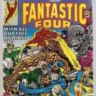 Marvel's Greatest Comics (1969 series) #81 Fantastic Four Marvel Comics Jan 1979 FN