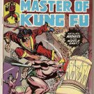 Master of Kung Fu (1974 series) #26 Marvel Comics March 1975 GD