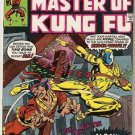 Master of Kung Fu (1974 series) #42 Marvel Comics July 1976 VG