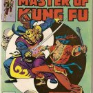 Master of Kung Fu (1974 series) #49 Marvel Comics Feb 1977 GD/VG
