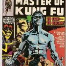 Master of Kung Fu (1974 series) #51 Marvel Comics April 1977 VG