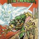 Metallix #1 Cover B Future Comics Dec 2002 FN