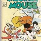 Mickey Mouse #240 Walt Disney Gladstone Comics Sept 1988 VF
