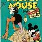 Mickey Mouse #241 Walt Disney Gladstone Comics Oct 1988 VG/FN