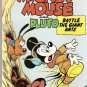 Mickey Mouse #245 Walt Disney Gladstone Comics March 1989 FN