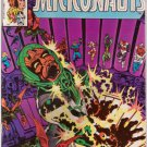 Micronauts (1979 series) #17 Fantastic Four Marvel Comics May 1980 VG