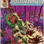 Micronauts (1979 series) #17 Fantastic Four Marvel Comics May 1980 VG