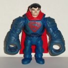 Superman Man of Steel Quick Shots Attack Armor Superman Figure Only Loose Used