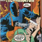 Deathstroke the Terminator (1991 series) #2 DC Comics Sept 1991 VG/FN