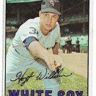 1967 Topps Baseball Card #422 Hoyt Wilhelm Chicago White Sox VG/EX