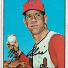 1967 Topps Baseball Card #520 Max Alvis Cleveland Indians Good