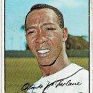 1967 Topps Baseball Card #496 Orlando McFarlane California Angels Fair