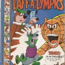 Laff-A-Lympics (1978 series) #10 Marvel Comics Hanna-Barbera Yogi Bear Scooby Doo Dec 1978 Good