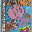 Laff-A-Lympics (1978 series) #8 Marvel Comics Hanna-Barbera Yogi Bear Scooby Doo Oct 1978 Good