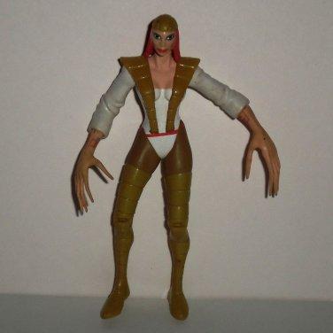 X-Men Battle Brigade Lady Deathstrike Action Figure Toy Biz 1996 Marvel Comics Loose Used