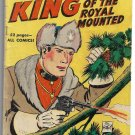 Four Color (1942 series) #310 Zane Grey's King of the Royal Mounted Dell Comics Jan 1951 GD