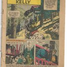 Four Color (1942 series) #1056 Yellowstone Kelly Dell Comics 1959 Coverless