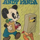 Andy Panda (1953 series) #39 Dell Comics Oct. 1957 GD
