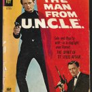 Man from U.N.C.L.E. (1965 series) #9 Gold Key Comics Nov 1966 PR
