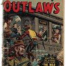 Western Outlaws (1954 series) #20 Atlas Comics May 1957 PR