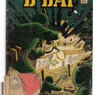 D-Day (1964 series) #5 Charlton Comics Oct 1967 PR