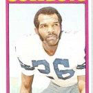 1972 Topps Football Card #66 Herb Adderly Adderley Dallas Cowboys NM