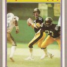 1981 Topps Football Card #88 Terry Bradshaw Super Action Pittsburgh Steelers EX-MT B